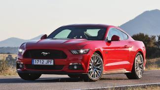 Los deportivos más vendidos en agosto en España - Ford Mustang - 31 unidades