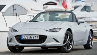 Los deportivos más vendidos en agosto en España - Mazda MX-5 - 57 unidades