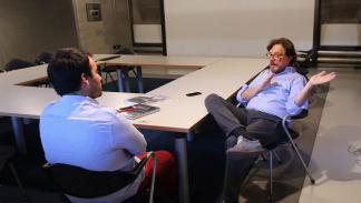 Entrevista a Andrea Zagato