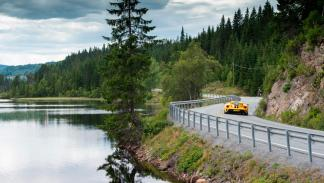 Ford GT, Atlantic Road (IV)