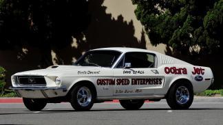 Ford Mustang Cobra Jet 1968