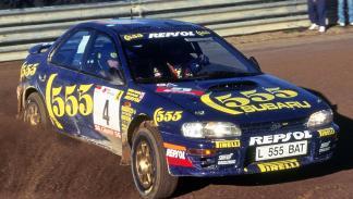 Grupo A: Subaru Impreza (I)