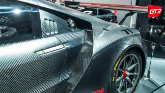 El Honda NSX GT3 en el Salón de Frankfurt 2017