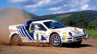Los mejores Grupo B de la Historia: Ford RS 200 (I)
