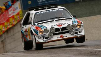 Los mejores Grupo B de la Historia: Lancia Delta S4 (I)