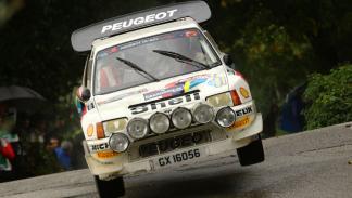Los mejores Grupo B de la Historia: Peugeot 205 T16 (I)
