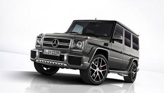 Mercedes-AMG G Exclusive Edition 4x4 lujo