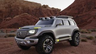 Mercedes Ener-G-Force