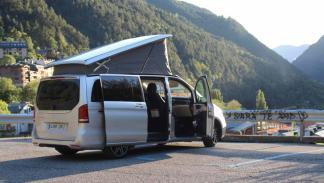 Mercedes Marco Polo en Andorra
