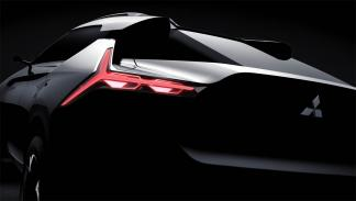 Mitsubishi e-Evolution Concept suv electrico deportivo