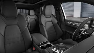 Porsche Cayenne Turbo 2018 (asientos)