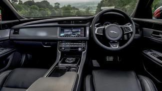 Prueba Jaguar XF Sportbrake (IV)