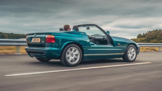 Prueba retro: BMW Z1 (II)