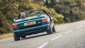 Prueba retro: BMW Z1 (III)