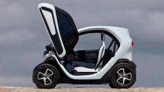 Puertas de coche: Renault Twizy (I)