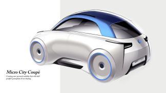 Render BMW Isetta (II)