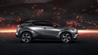 Toyota C-HR Hy-Power Concept (II)