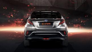 Toyota C-HR Hy-Power Concept (IV)