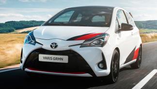 Toyota Yaris GRMN (IV)