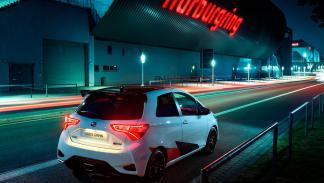Toyota Yaris GRMN (V)