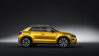 Volkswagen T-Roc R-Line (perfil)