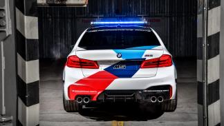 BMW M5 Safety Car de MotoGP (II)