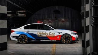 BMW M5 Safety Car de MotoGP (III)