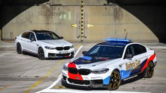 BMW M5 Safety Car de MotoGP (X)
