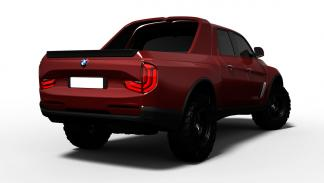 BMW pick-up (II)