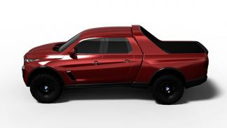 BMW pick-up (III)