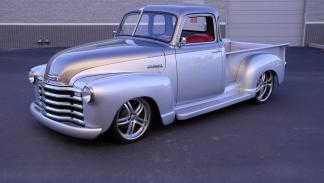 Chevrolet 3100 Custom Pickup 1950: 205.700 dólares
