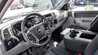 Chevrolet Silverado Monster (interior)
