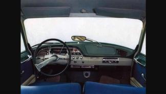 Citroen DS19 viejas glorias lujo sedan