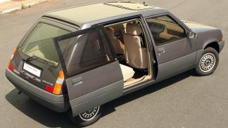 Coches que no conoces: Super Van Cinq (I)