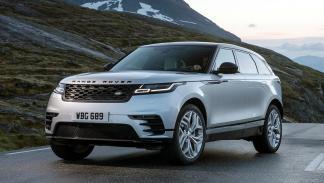 Creamos el SUV perfecto - Diseño exterior: Range Rover Velar