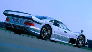Deportivos de calle con motor de competición: Mercedes CLK GTR