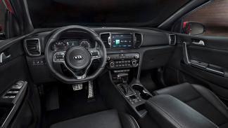 Kia Sportage vs. Hyundai Tucson (IV)