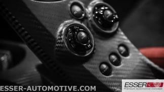 McLaren P1 MSO negro mate