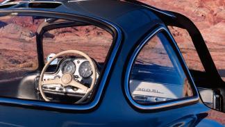 Mercedes 300 SL Alas de Gaviota deportivo clásico viejas glorias