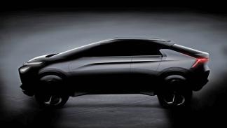 Mitsubishi e-EVOLUTION Concept prototipo futuro suv