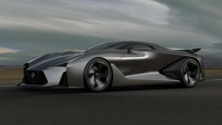 Nissan GT-R 2018 - Vision Gran Turismo