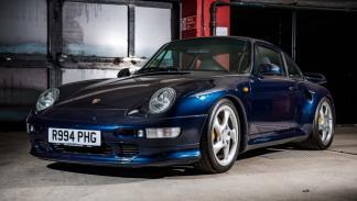 Porsche 911 Turbo S (1998)