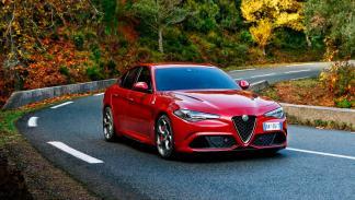 prueba Alfa Romeo Giulia Quadrifoglio Verde automático