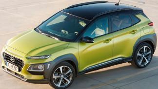 SUV pequeños: Hyundai Kona (I)