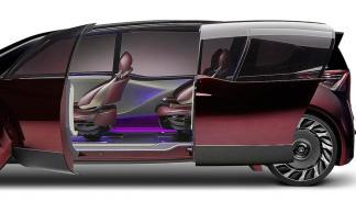 Toyota Fine-Confort Ride Concept