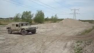 Vehículos militares: Hummer