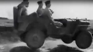 Vehículos militares: Jeep