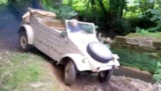 Vehículos militares: Kubelwagen