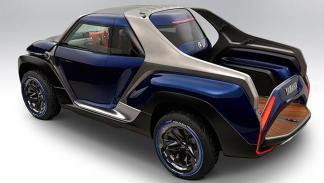 Yamaha Cross Hub Concept (II)