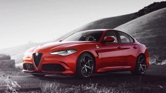 5 berlinas que enamoran - Alfa Romeo Giulia Quadrifoglio Verde